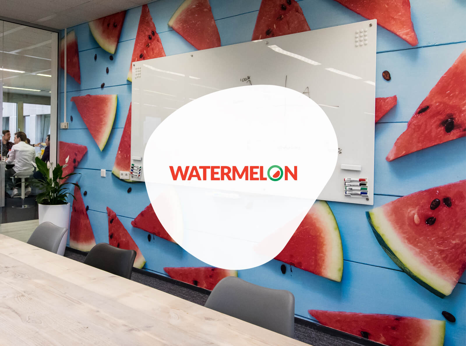 Watermelon Messenger
